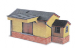 NB-6 Peco: Goods Shed, wooden type